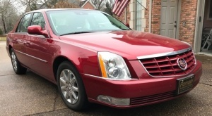 2010 DTS Premium Collection Cadillac, 2007 Chrysler 300 Touring Limited, Furniture, Glassware, Misc