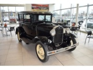 1931 Ford Model A Online Benefit Auction Benefiting Susan G Koman of Evansville
