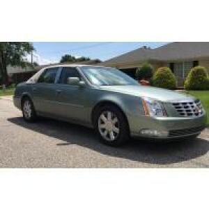 '06 Cadillac DTS Sedan, MF Tractor, Furniture and Household Misc
