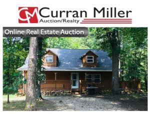 Log Cabin on 7+/- Acres