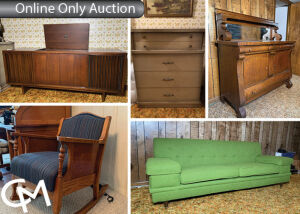 Mid Century Modern Furniture, Antiques, and Collectibles