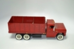 300+ Toy Tractors, Trucks, Restored JD 110 Lawn Tractor & Red & White Graniteware
