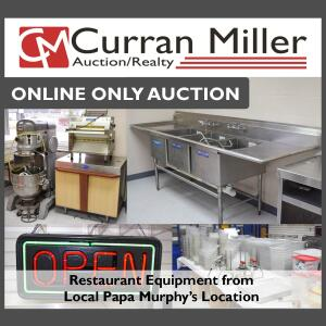 Restaurant Equipment & Misc from Papa Murphys Location