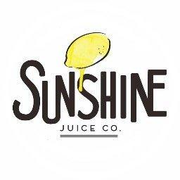 Sunshine Juice Co. Gift Set