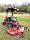 "Toro 328D 4 Wheel Drive Commercial Mower with 72"" Deck"