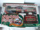 North Pole Express Train - works but no sound