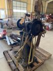 Old Industrial Grinder on Stand