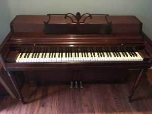 Wurlitzer Upright Piano