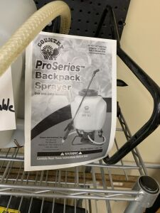 Pro Series Backpack Sprayer
