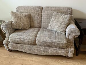 2 cushion love seat