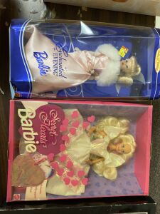 Secret Hearts Barbie in Box, Enchanted Evening Barbie in Box