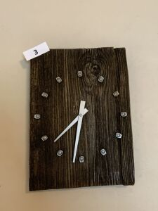 Two Wall Clocks