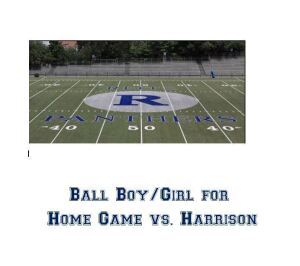 Ball Boy/Girl Vs. Harrison