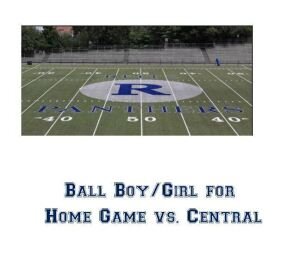 Ball Boy/Girl Vs. Central