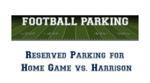 Free Reserved Parking Vs. Harrison