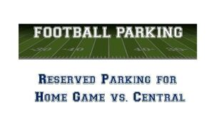 Free Reserved Parking Vs. Central