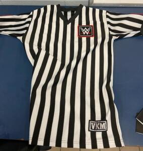 WWE Officiating Shirt