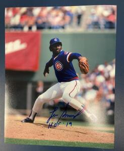 Chicago  Cubs Baseball Autographed photo