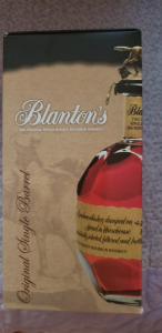 Frontier Liquor-Donated Blanton's Original Single Barrel Bourbon Whiskey