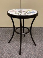 Cut Glass Decorative Table