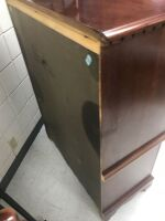 Modern Broyhill chest ( has some damage) - 4