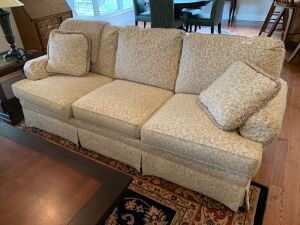 Thomasville 3 cushion sofa