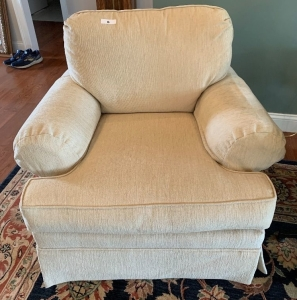 Thomasville upholstered armchair