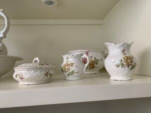 Hobson China items