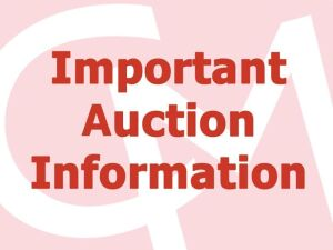 Item Pickup will be Thurs., Oct. 1st from 2-5:30 pm at 2200 W. Boonville New Harmony Rd. Evansville