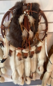 Native American Mandela dream catcher