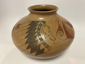 Native American bowl