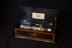 Jacot & Son cylinder music box