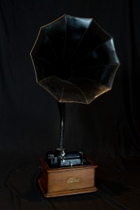 "Edison Cylinder Phonograph Model ""A"""