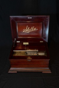 Stella music box