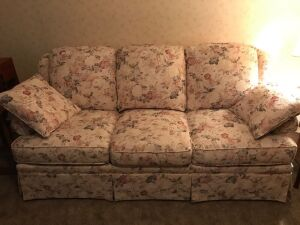3 section couch Flexsteel