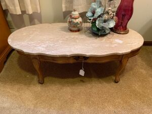 Hammary Coffee table and two lamp tables
