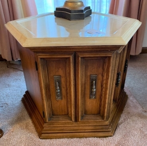 6 sided cabinet