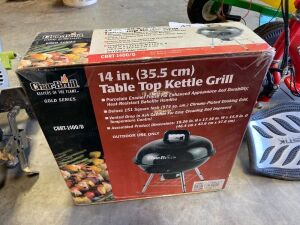 Char-Broil Table Top Kettle Grill