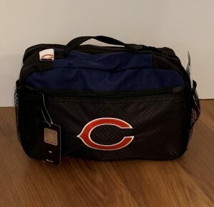Chicago Bears Men's Travel Bag