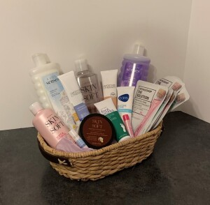 Avon Spa Basket