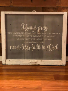 Always Pray
