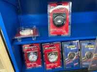 Display cabinet & gauges - 3