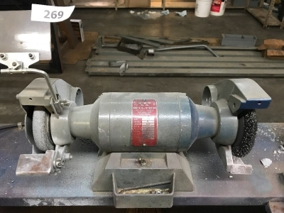 Wilton 1/3 hp double end grinder