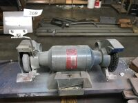 Wilton 1/3 hp double end grinder - 2