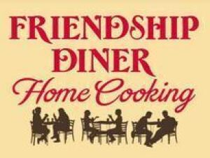 Friendship Diner Certificate