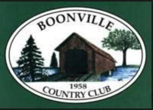 Foursome at Boonville Country Club