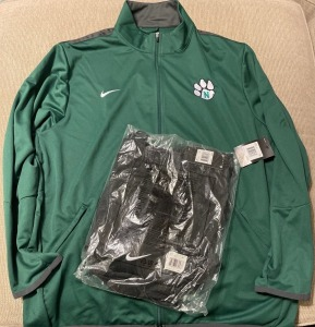 Team Issued Travel Jacket and Pants
