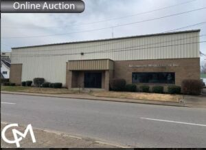 6,000 sf Commercial Building & 25'x127' Vacant Lot