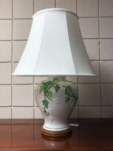 "Ethan Allen 27"" table lamp"