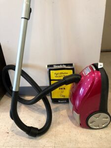 Simplicity canister vac
